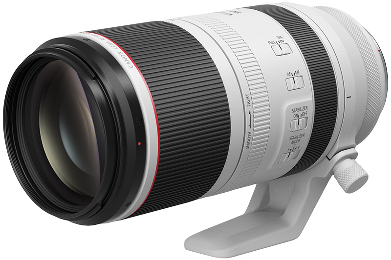 RF 100-500mm F4.5-7.1 L IS USM Specs
